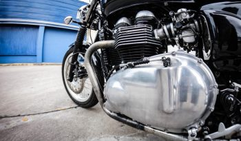 มือสอง Triumph Thruxton 900 2015 full